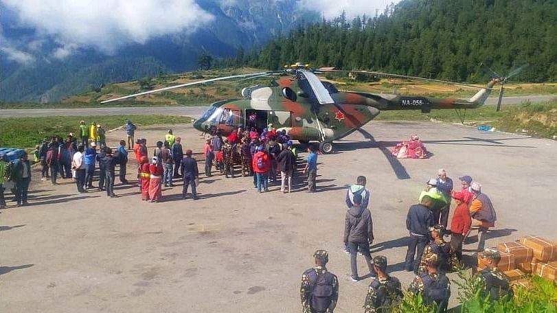 Kailash Mansarovar Pilgrims Stranded in Nepal: Over 250 Evacuated