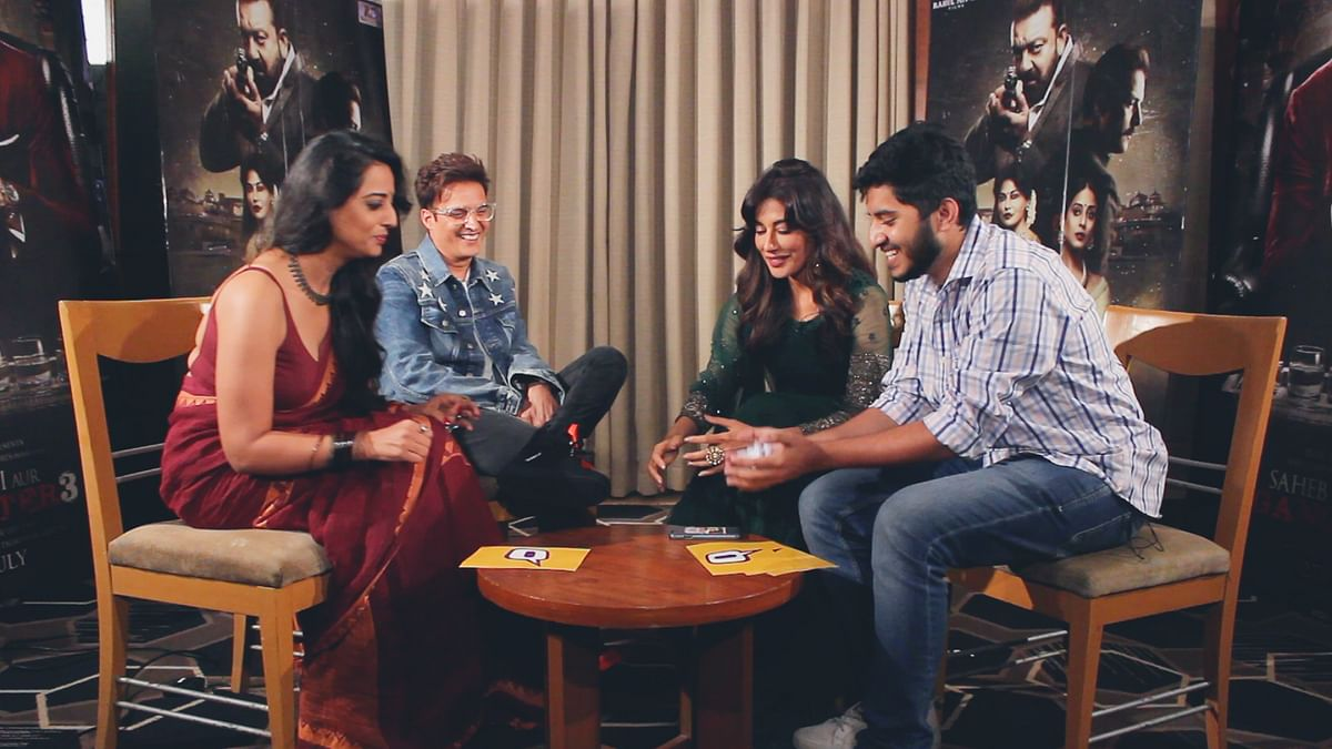 'Raja Mantri Chor Sipahi' Ft.  'Saheb Biwi Aur Gangster 3' Stars
