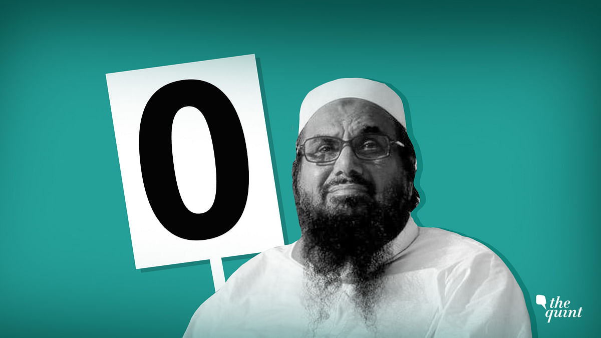 The 265 Pakistan poll candidates of the LeT chief's Allah-o-Akbar Tehreek party haven't won any seats.