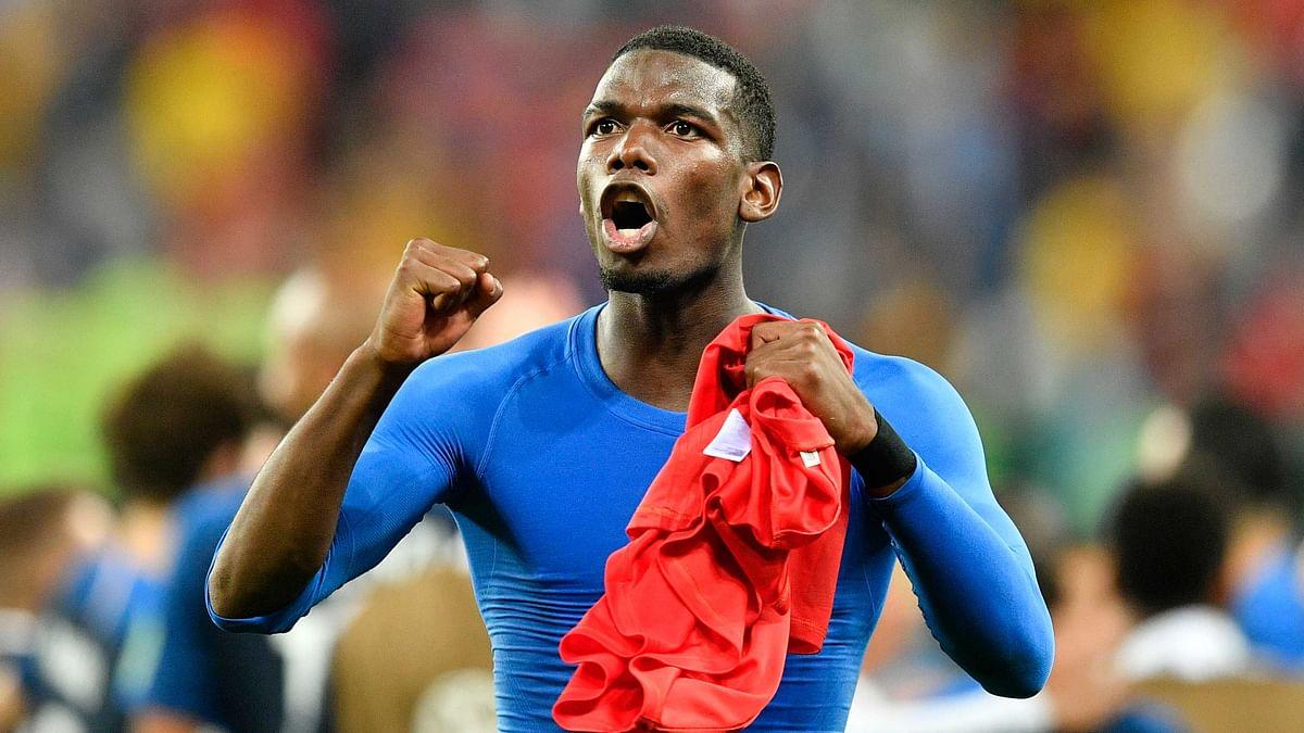 Pogba Dedicates France's Semi-Final Win to Freed Thai Footballers