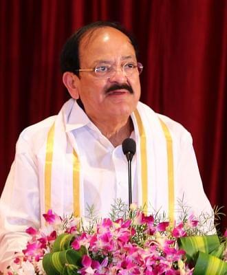 Rajya Sabha Chairman M. Venkaiah Naidu. (File Photo: IANS)