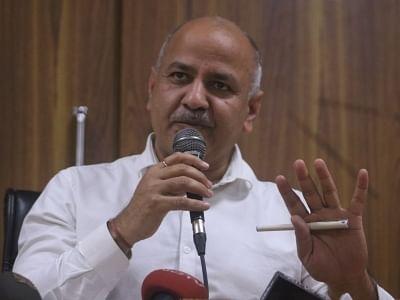 Manish Sisodia . (File Photo: IANS)