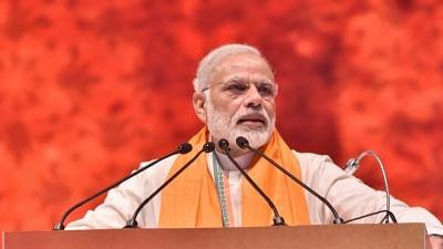 NDA Ally Om Prakash Rajbhar Boycotts Key Modi Rally in Ghazipur