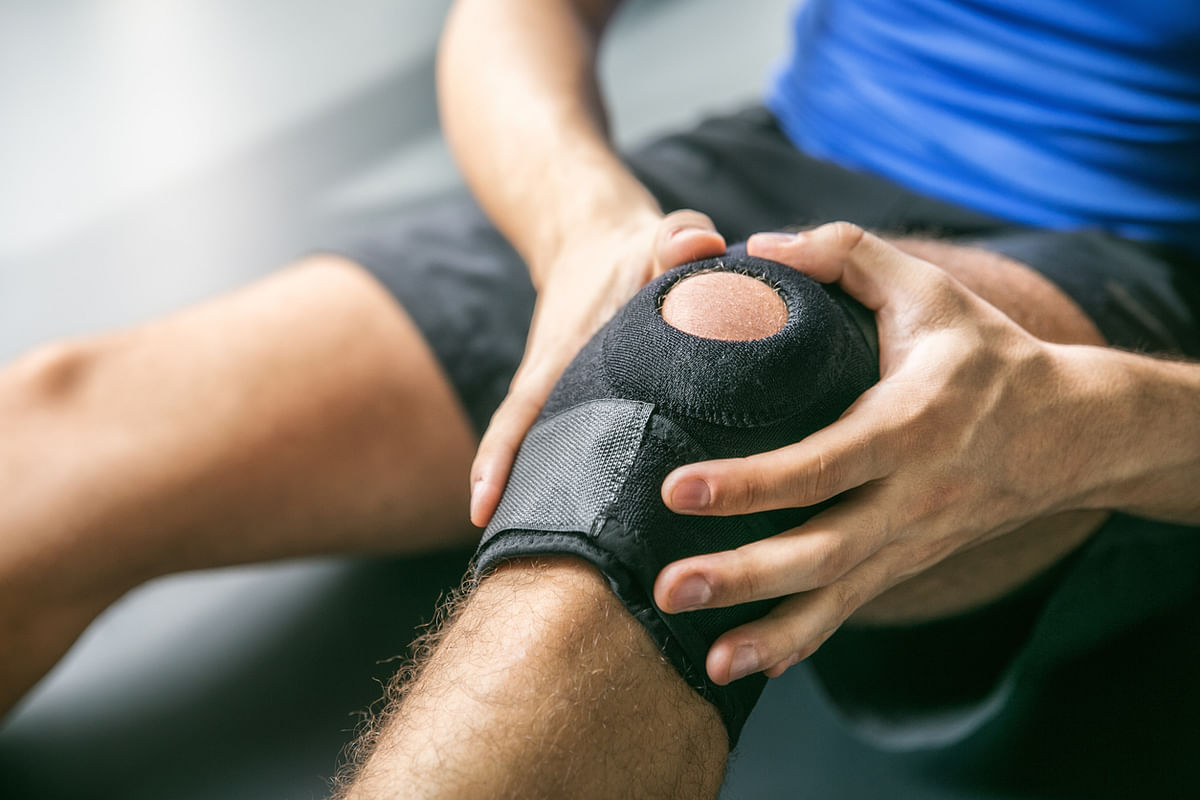 Activities like basketball, football, rugby, tennis and skying leave the knees vulnerable to ACL injury.