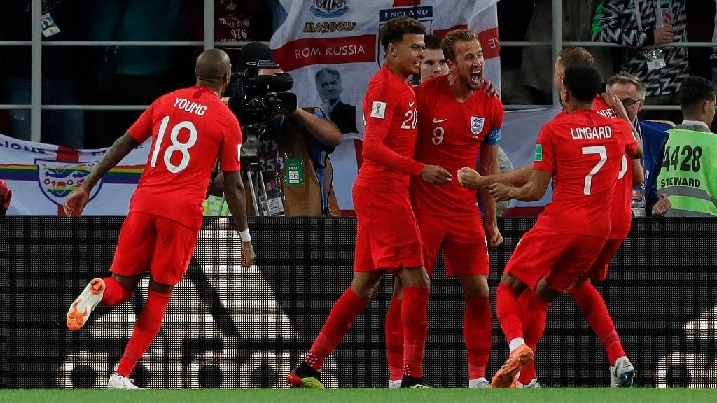 FIFA WC 2018: England Beat Colombia on Penalties, Make It to QF