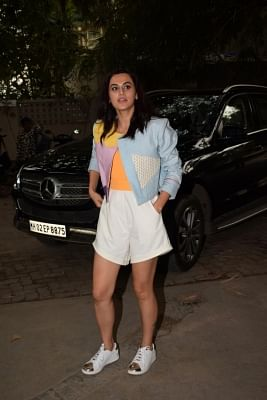 Taapsee Pannu to endorse insurance company