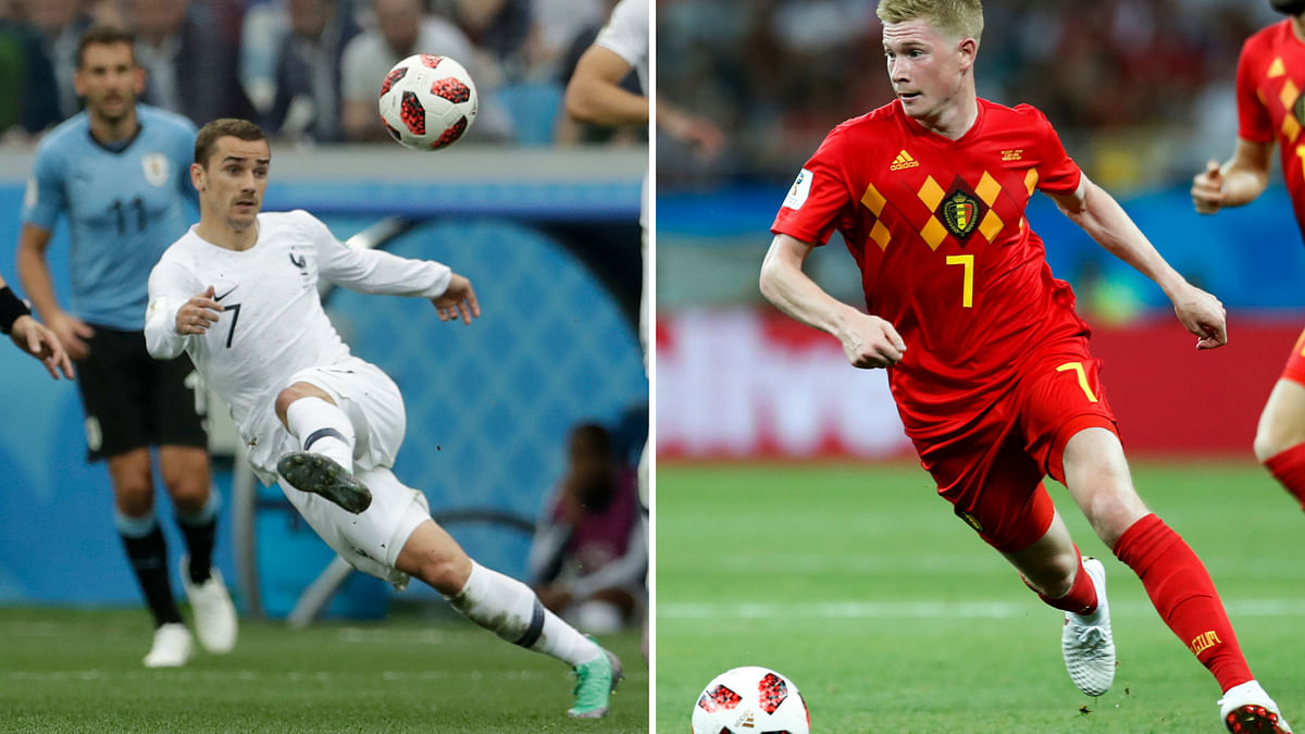 FIFA World Cup: Goal Fest Possible in France-Belgium Semi-Final