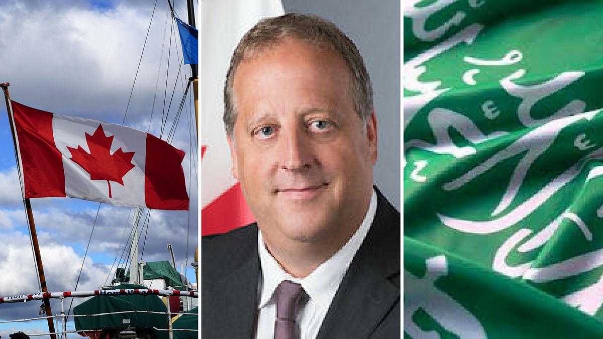 Saudi Arabia Expels Canadian Ambassador Over Human Rights Row