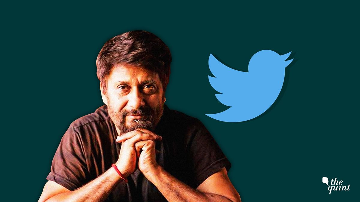 After Malviya, Twitter Flags Agnihotri's Tweet for Misinformation