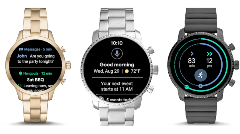 Google's Wear OS Gets a New Look for Smartwatches