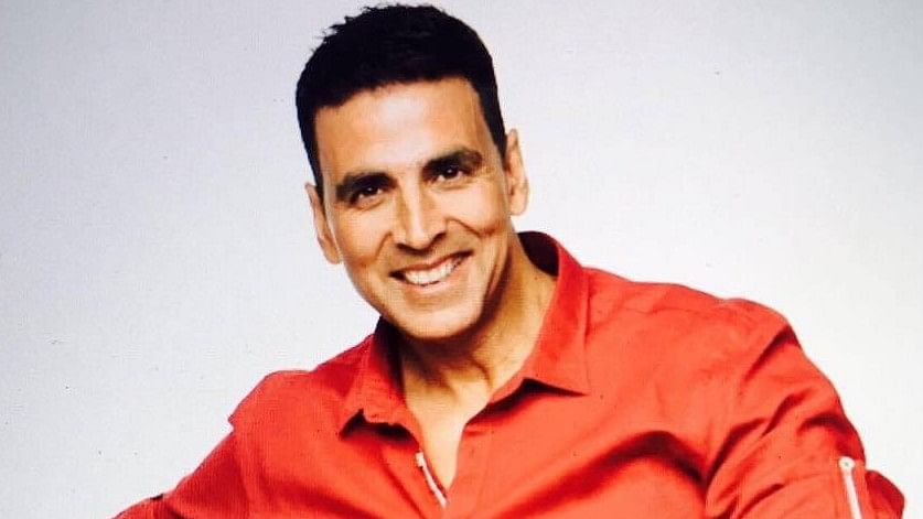 Actor Akshay Kumar gets candid with fans on Twitter.