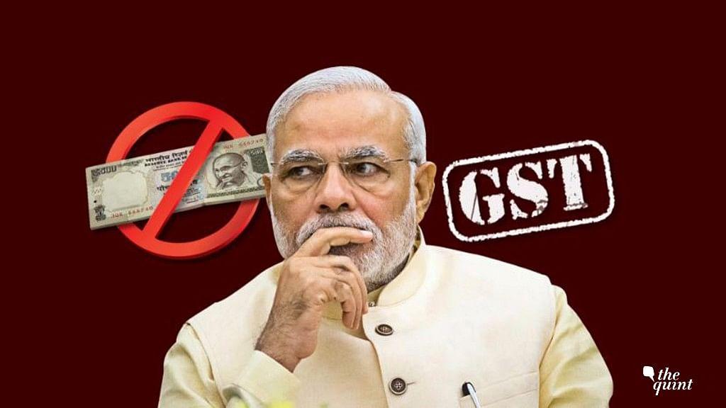Parliamentary Panel May Seek Study on Demonetisation & GST Impact