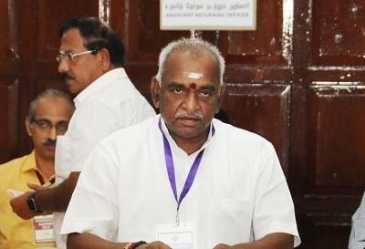Pon Radhakrishnan. (File Photo: IANS)