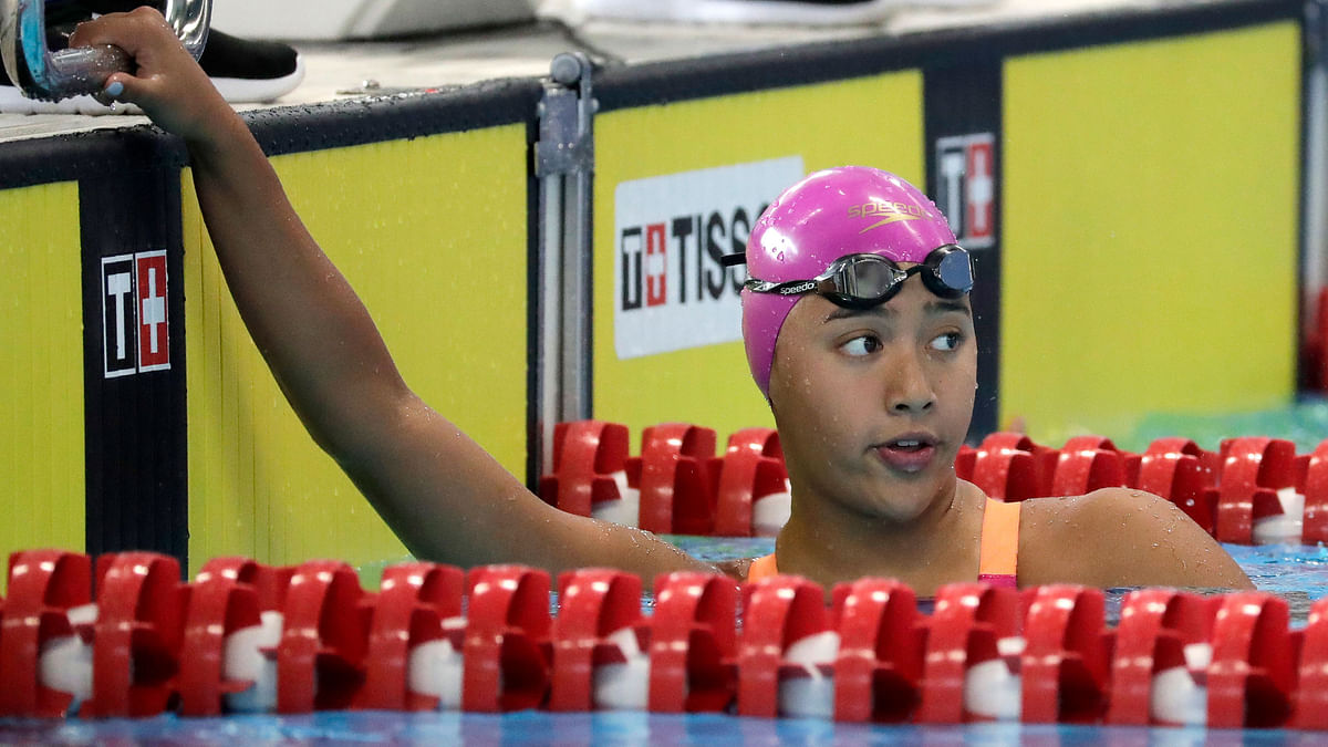 Gaurika Singh was thrust into the international spotlight as the youngest athlete at the Olympics in Rio de Janeiro.