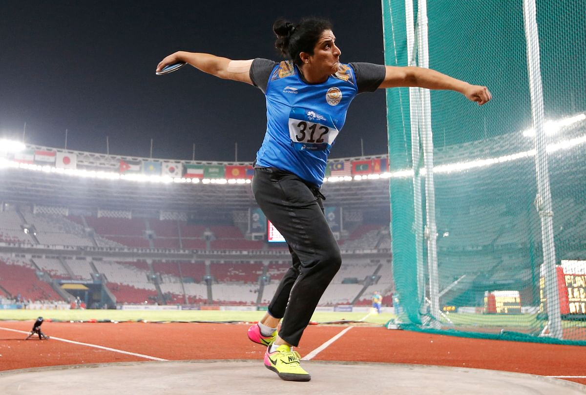 Discus Thrower Seema Punia Qualifies for Tokyo Olympics