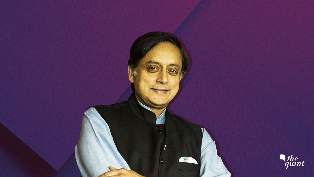 Tharoor On Why His Data Protection Bill is Better Than the Govt's