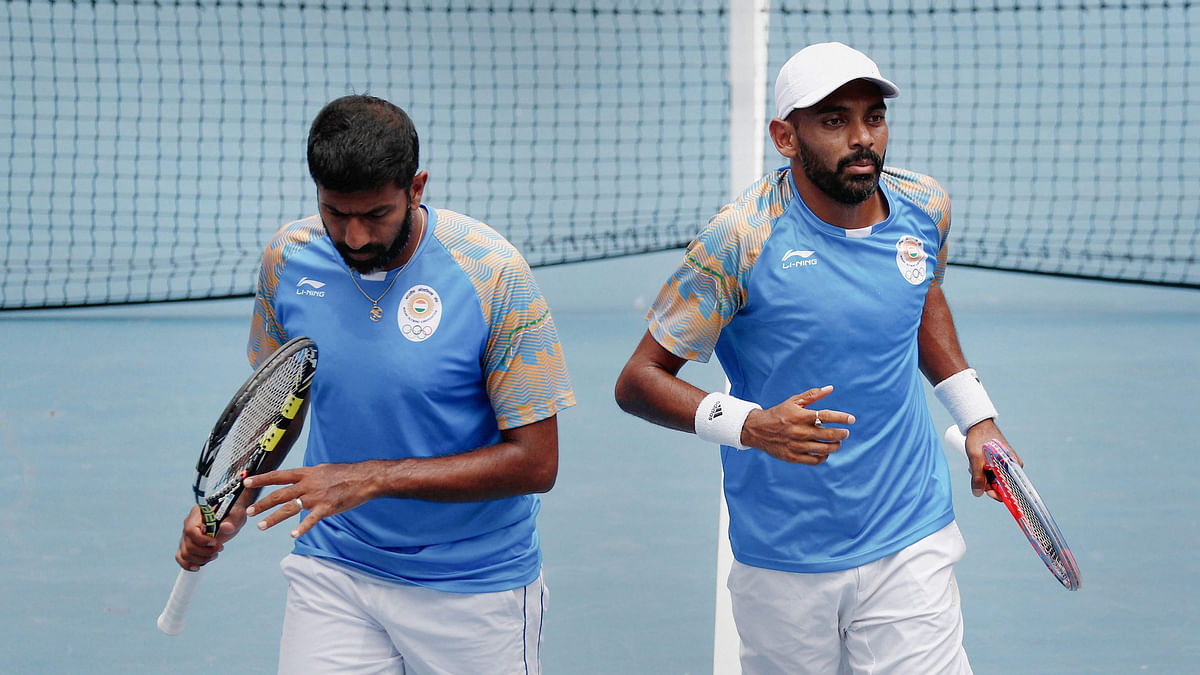 Indian team of Rohan Bopanna and Divij Sharan are extended an additional amount to prepare for Olympics.