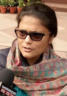 Congress MP Sushmita Dev. (File Photo: IANS)