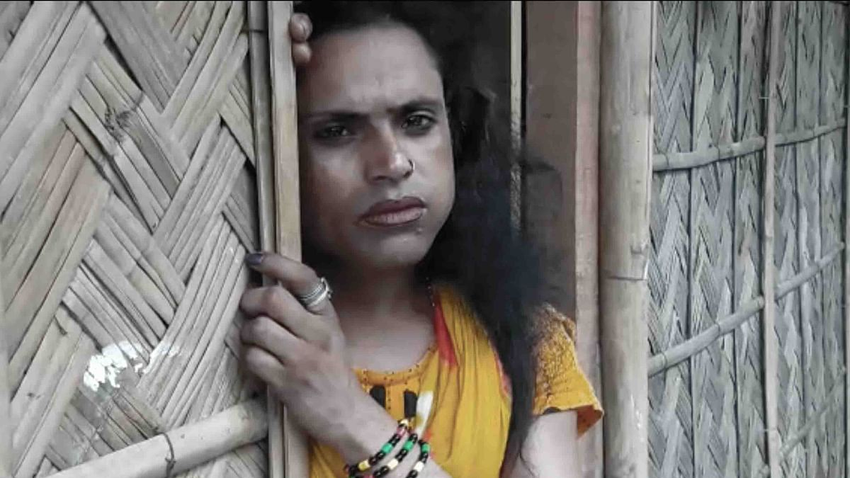 Rosana is a transgender from Assam whose name is not in the NRC.