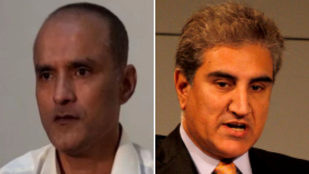 Have Solid Evidence Against Kulbhushan Jadhav: Pak Foreign Min