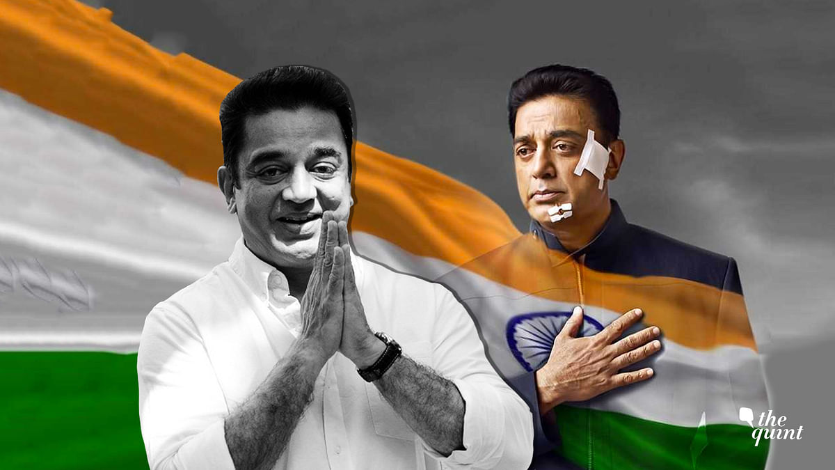 Kamal Haasan On Why Unlike MGR, He Can't Be  Actor and Politician