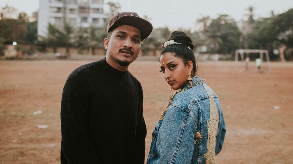 Divine and Raja Kumari have collaborated for <i>City Slums</i>.&nbsp;