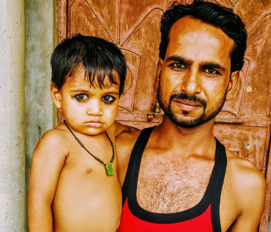 The rape survivor who died during childbirth is survived by her son, Shaad, and her husband Shakeel. Shakeel re-married a year after she died.
