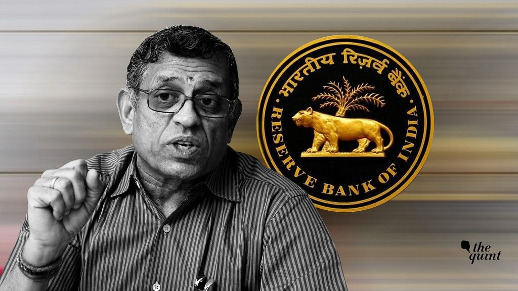 4 Times RBI Director Gurumurthy Weighed in on Economy & Banking