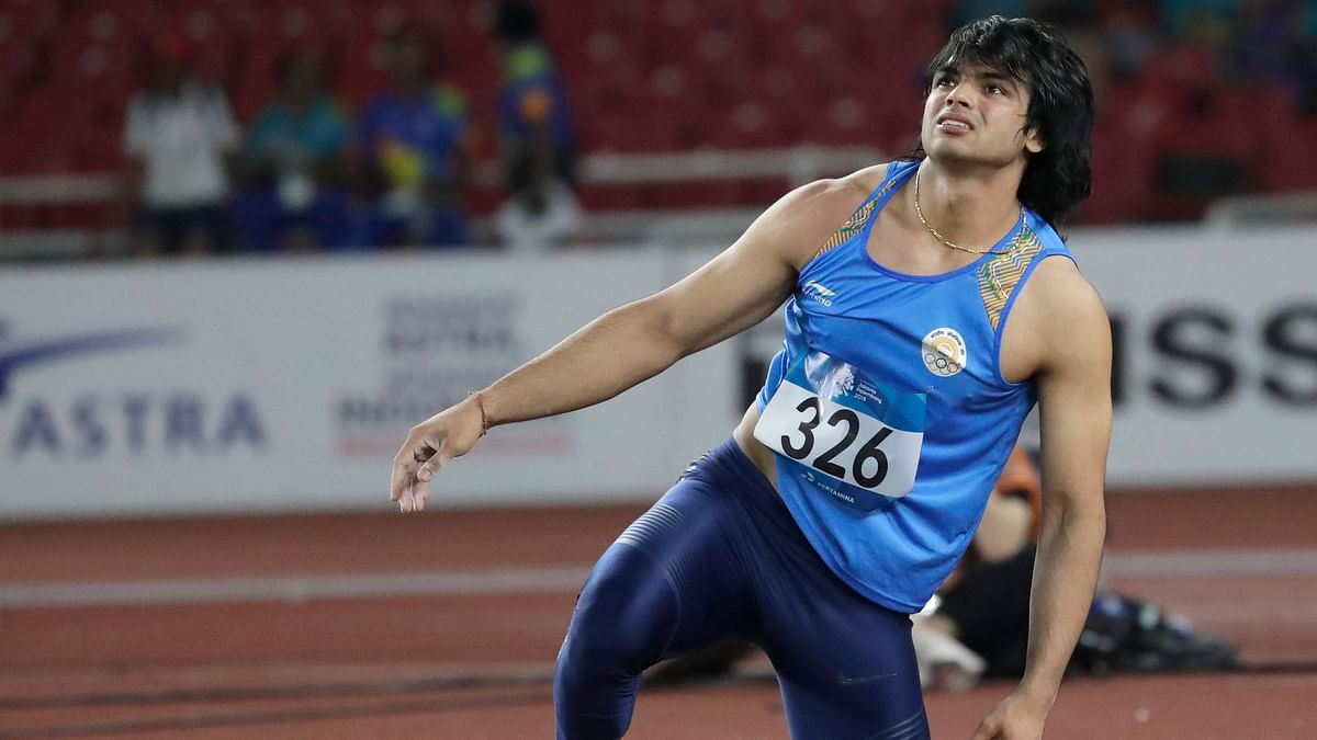 Star javelin thrower Neeraj Chopra left for Zurich hours after clinching a historic gold in the Asian Games
