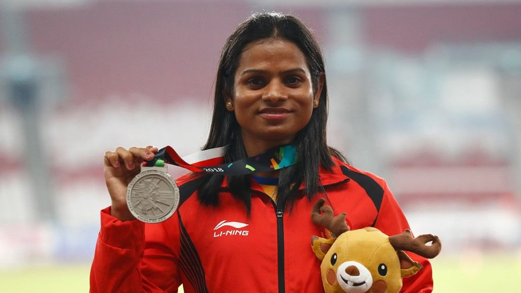 Will Try My Best to Win Gold Next: Dutee Chand After 2 Silvers