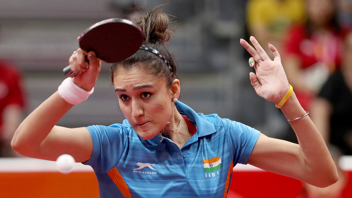 Manika Batra lost her women's singles Round of 16 tie at the 2018 Asian Games in Jakarta on Friday.