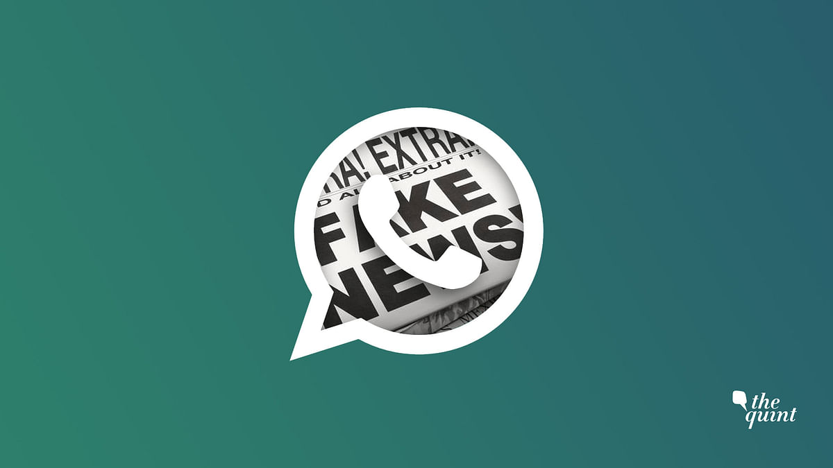 WhatsApp Forwards Can Be Checked For Fake News Using This Bot