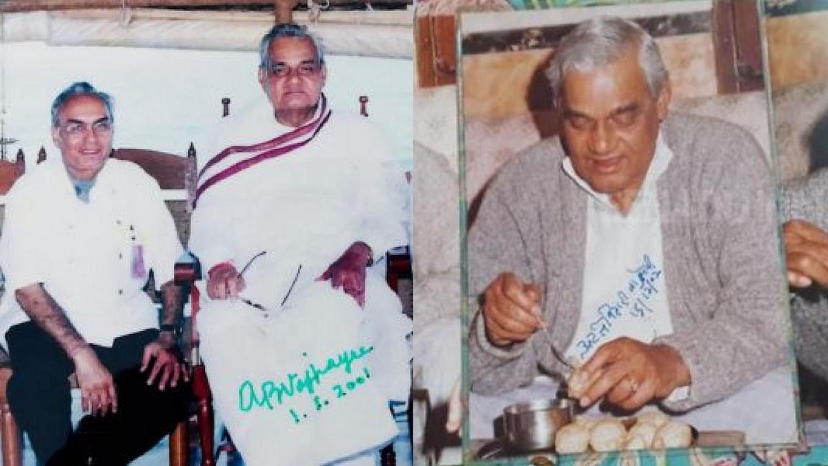 Chef Satish Arora reveals the foodie side of the late former PM Atal Bihari Vajpayee.