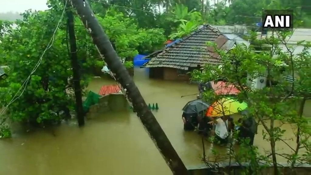 Kerala Govt Cancels Onam Celebrations After Floods Devastate State