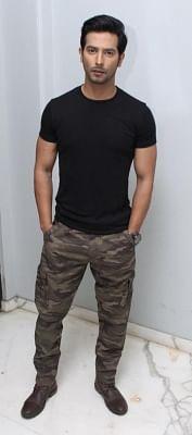 Actor Sehban Azim