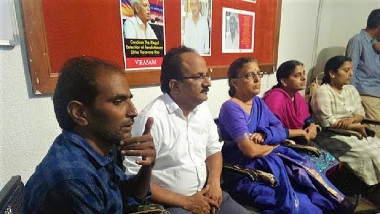 He's 80, How Can He Be Jailed?: Varavara Rao's Kin Condemn Arrest