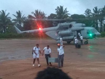 'Operation Madad': Navy's helping hand in flood-ravaged Kerala