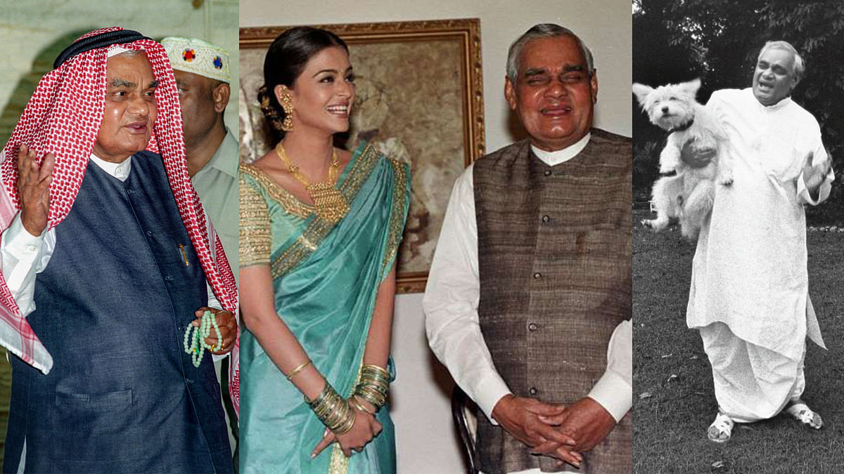 Remembering Vajpayee: Different Shades of Former PM's Personality