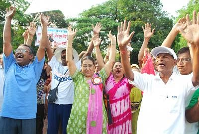 Happiness help elderly live longer: Study (Photo: IANS)