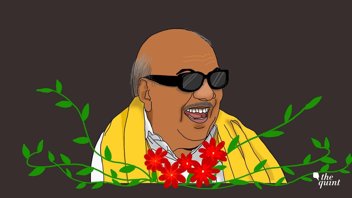 Sun Sets On DMK:  Karunanidhi Passes Away at 94