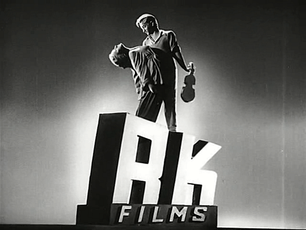 Was It a Painting That Inspired the Iconic RK Studio Logo?