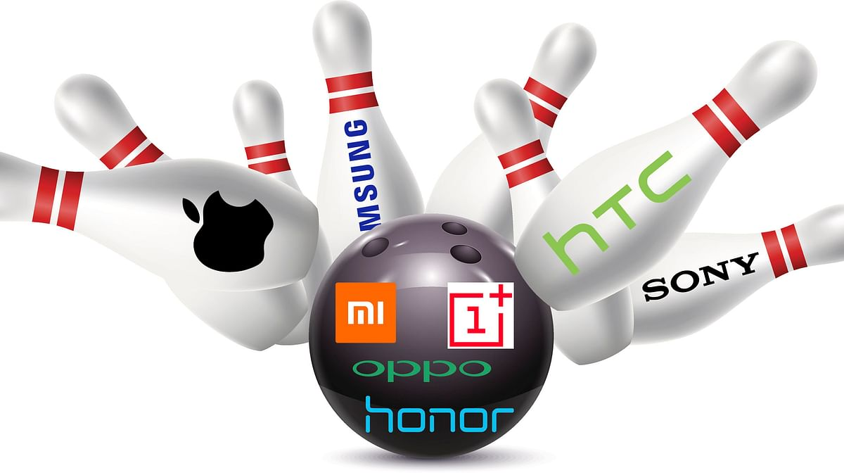 After HTC's Demise in India, Which Smartphone Brand Could Be Next?