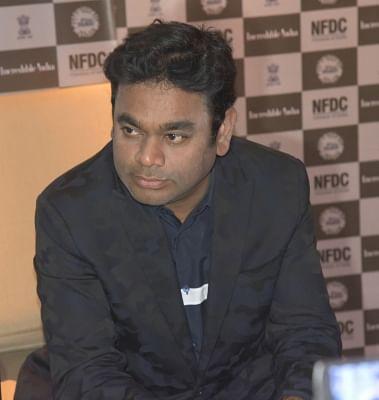 Caption : Music Composer A.R. Rahman. (File Photo: IANS)