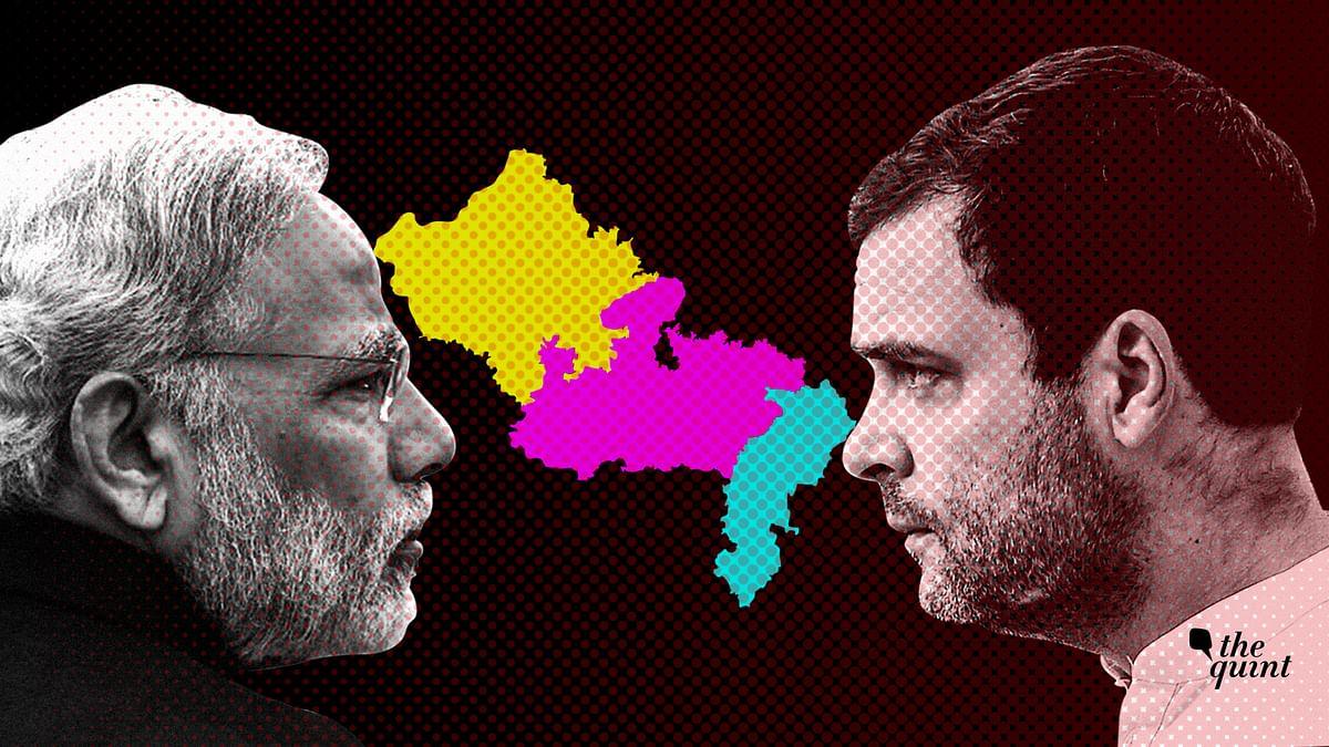 ABP News-CVoter Survey Predicts BJP Loss in MP, Raj & Chhattisgarh