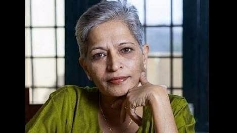 Gauri Lankesh was shot dead on 5 September 2017.
