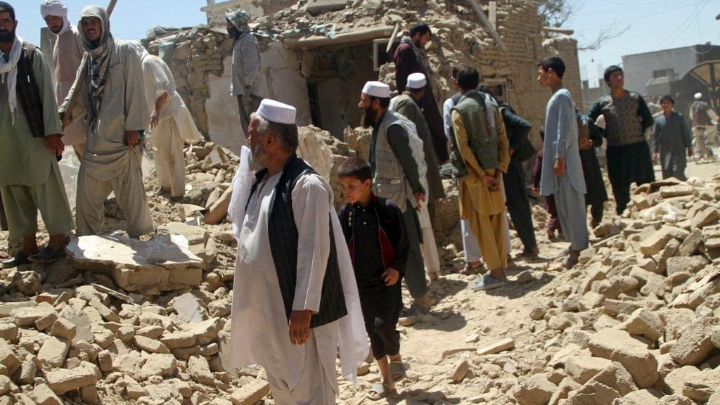 Gunmen Attack Afghan Intelligence Training Centre in Kabul