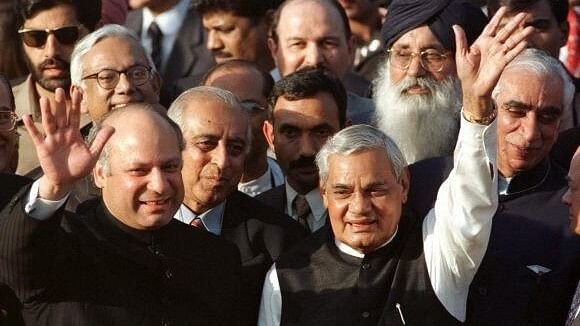 Vajpayee Sahab Can Win Elections in Pakistan: Nawaz Sharif in 1999