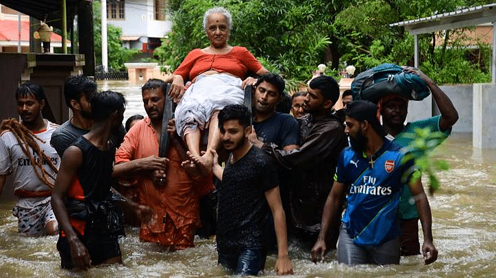 Kerala Court Registers Case to Examine if Floods Were Man Made