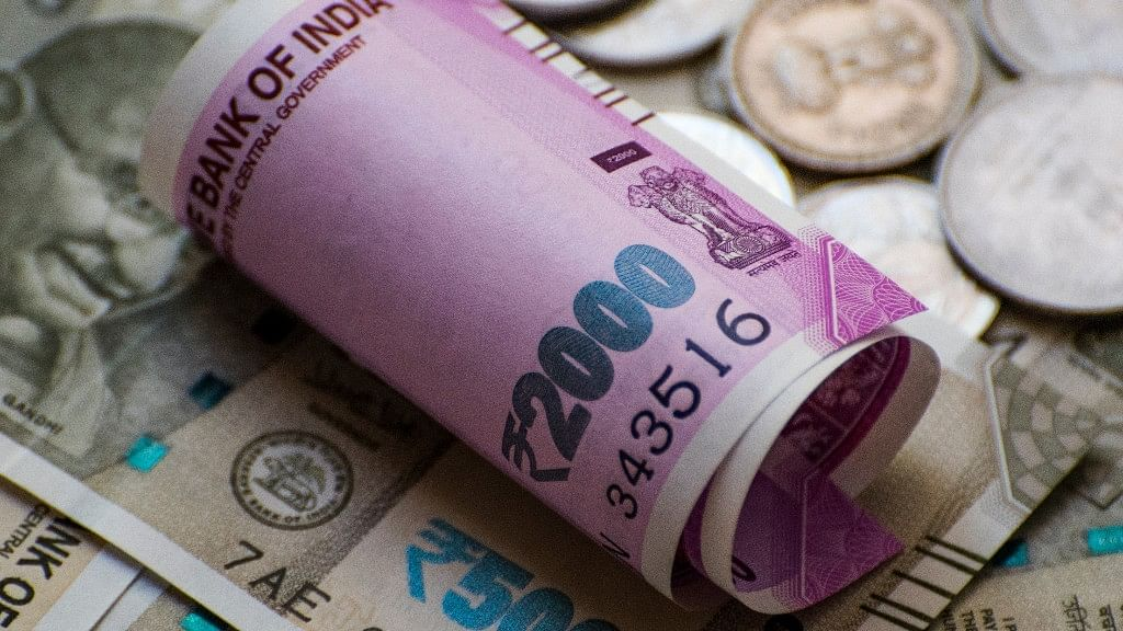 The rupee fell as much as 1.6 percent, the most since September 2013, to close at 69.93 versus the dollar. Image used for representational purpose.