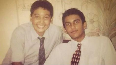 Rohan went to school with Ranveer and ever since they've been BFFs.
